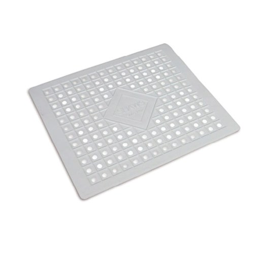 Shaws Butler Sink large rubber mat. Suitable for added protection for your Shaws butler sink. Distributed in Australia by Luxe by Design, Brisbane.