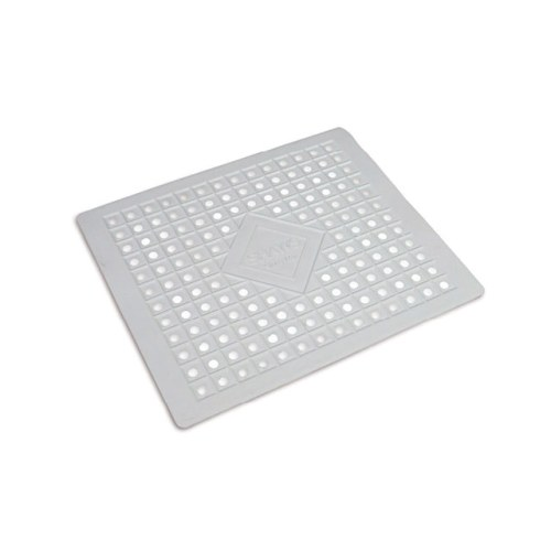 Shaws Butler Sink small rubber mat. Suitable for added protection for your Shaws butler sink. Distributed in Australia by Luxe by Design, Brisbane.