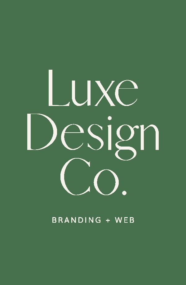 Luxe Design Co. ⟡ Purpose Driven Design