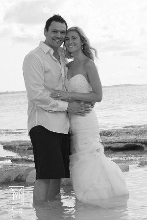 Stephanie And Jamies Destination Wedding In Turks