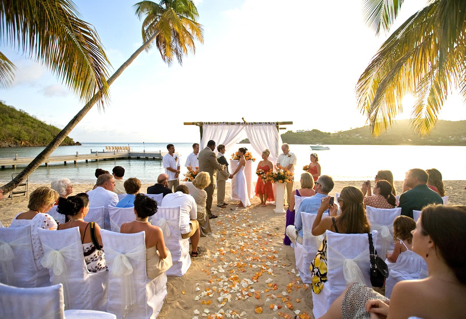 All Inclusive Wedding Resorts
