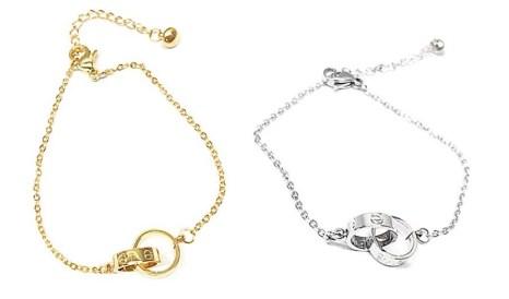 Cartier Small Chain Love Bracelets Dupes - Cartier Dupes