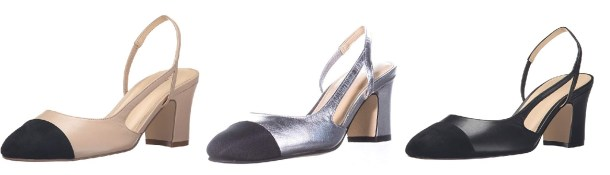 Chanel Slingback Shoes Dupes