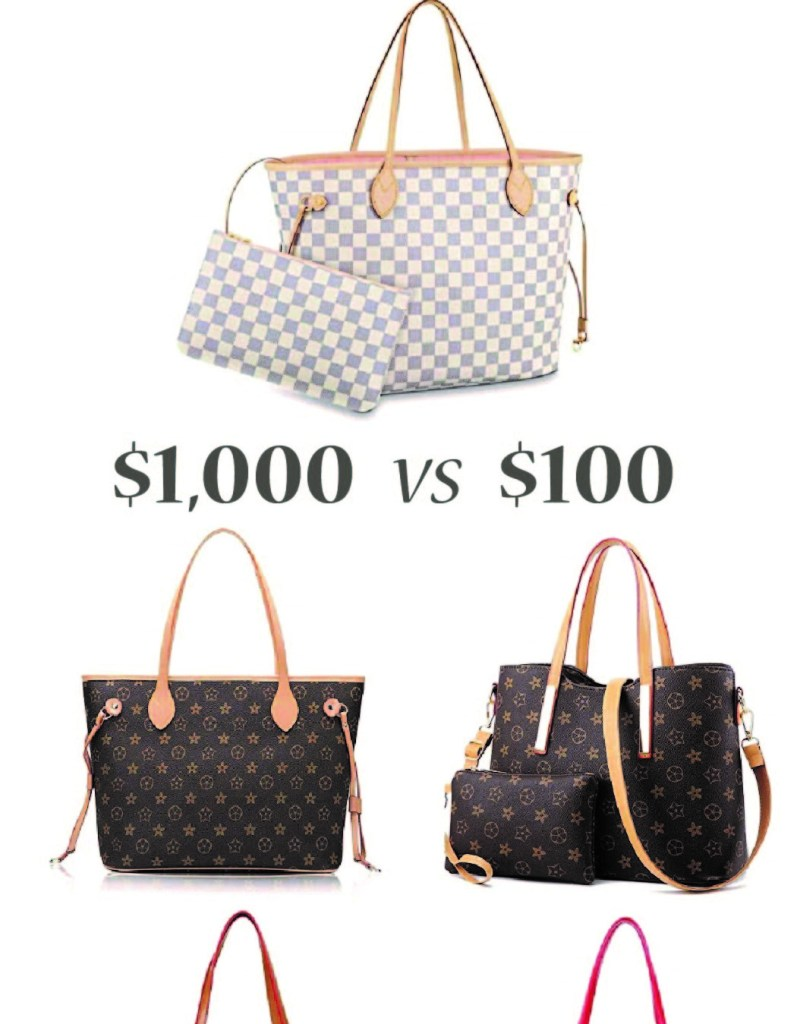 Louis Vuitton Neverfull Dupes That Rival The Real One-01