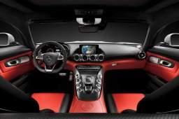 Mercedes Amg Gt Interior_