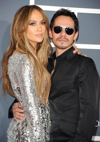 Jennifer Lopez's ex-husband, musician Marc Anthony