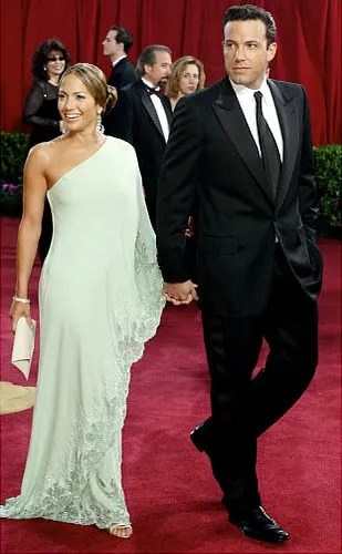 Jennifer Lopez and ben