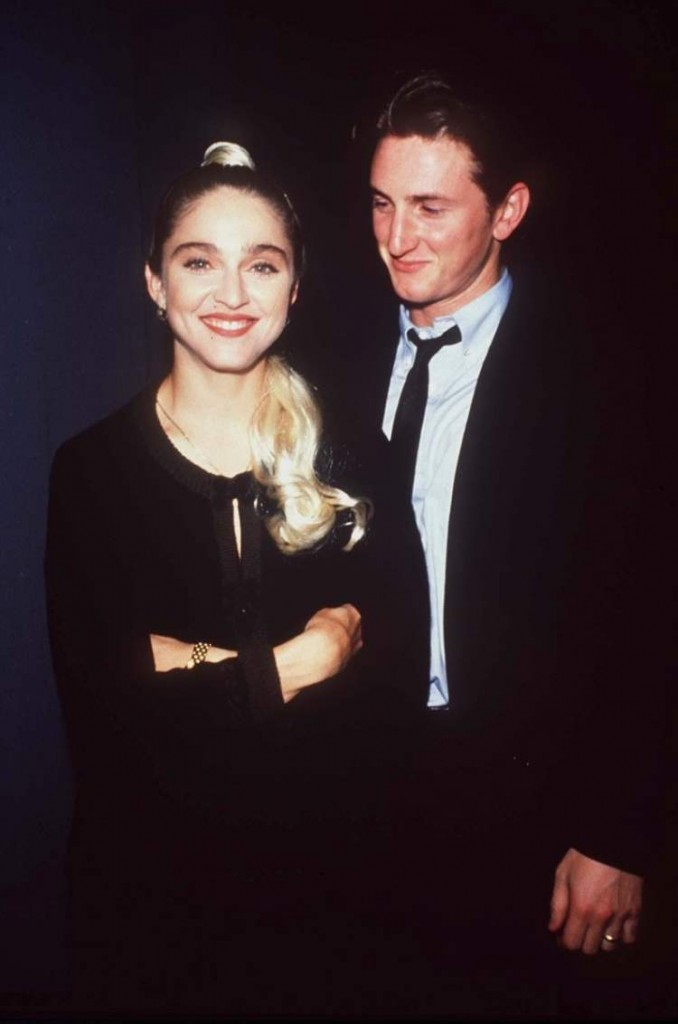 Madonna and Sean Penn were the most scandalous couple 80