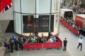 $ 450.3 million for a secret of Leonardo da Vinci