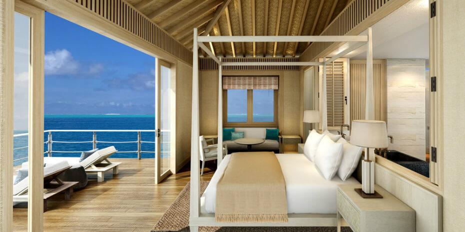 Hilton Bora Bora Nui Resort & Spa Conrad Bora Bora Nui
