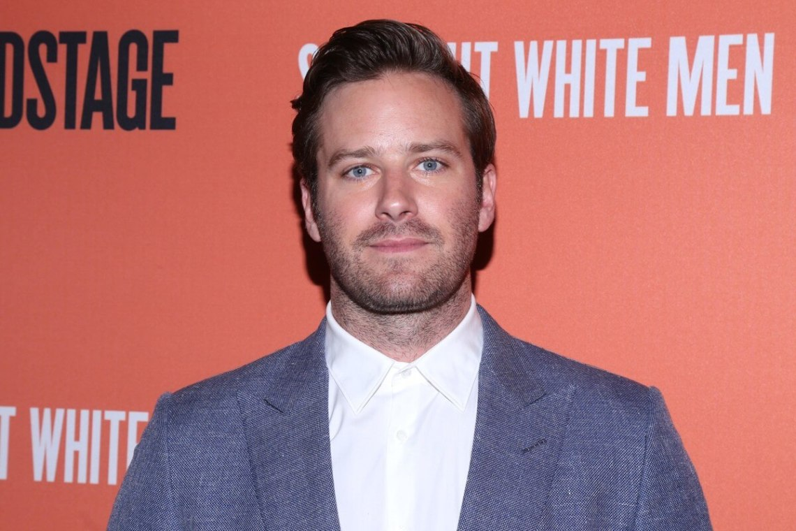 Armie Hammer Which of the celebrities left social networks and how much they were enough