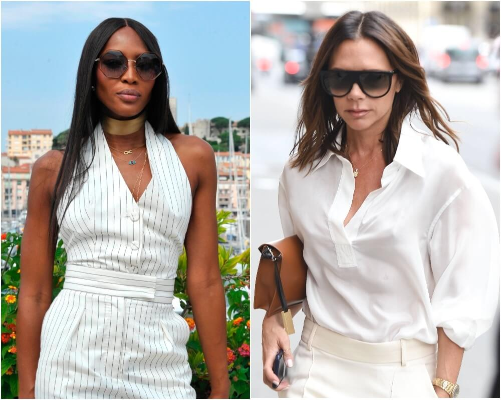 Victoria Beckham and Naomi Campbell Celebrity Wars: who among the stars can not tolerate each other