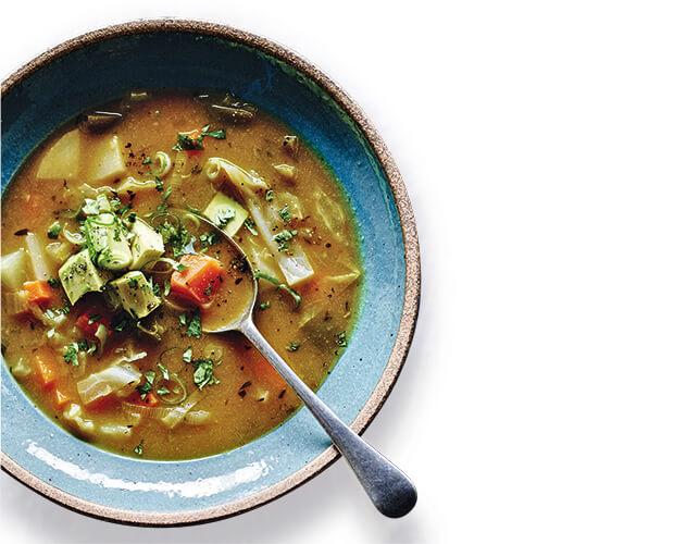 soup Heaven in Haiti