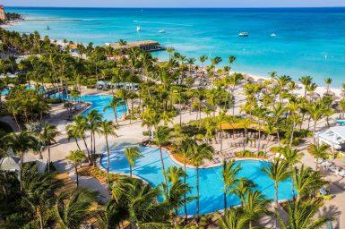 Aruba Hilton resorts for family vacations