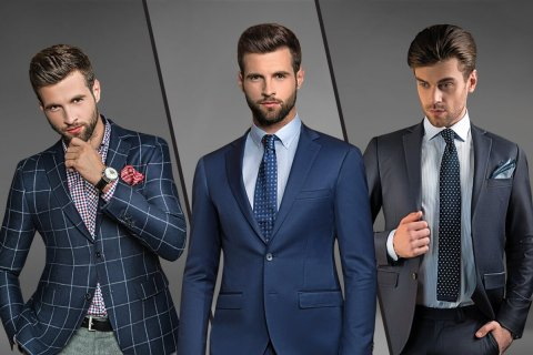 How to Choose Suit Color