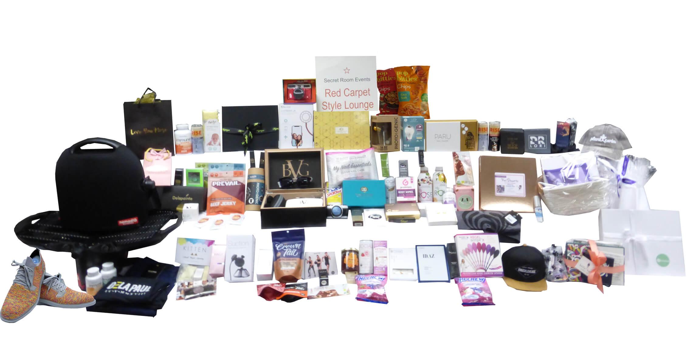 Secret Room Events Tote Gift Bag