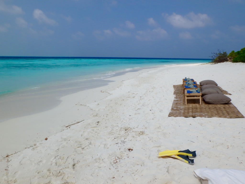 Soneva Fushi – A barefoot luxury family resort in the Maldives