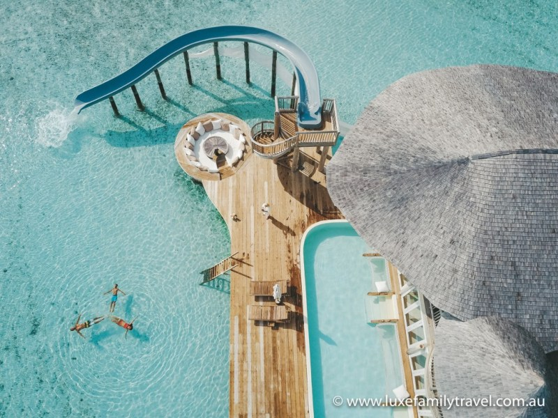 Soneva Jani – Waterslide fun and barefoot luxury in the Maldives