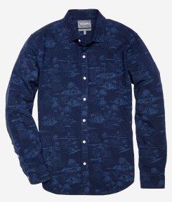 1. Washed Linen Shirt