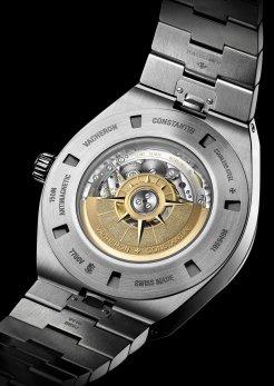 World Time Overseas marron7700V-110A-B176