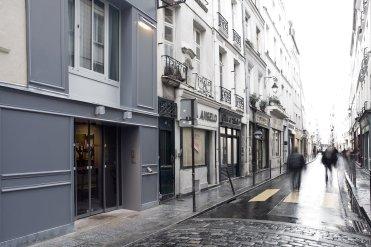 LuxeGetaways - Luxury Travel - Luxury Travel Magazine - Luxe Getaways - Luxury Lifestyle - Digital Travel Magazine - Travel Magazine - A Weekend in the Marais Area of Paris - Jules and Jim - France - Street View