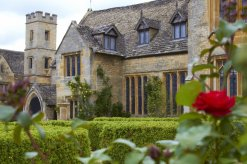 LuxeGetaways | Courtesy Ellenborough Park - Gardens