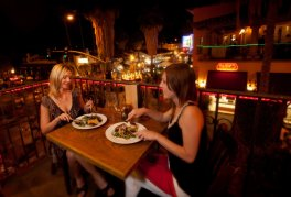 LuxeGetaways | Photography Courtesy Palm Springs Tourism - Dining