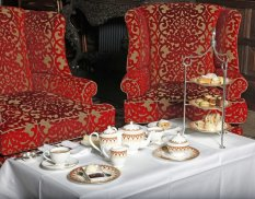 LuxeGetaways | Courtesy Ellenborough Park - Afternoon Tea