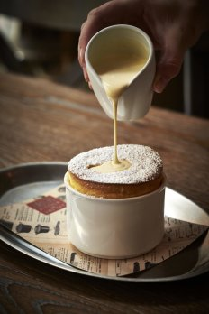Souffle at DBGB