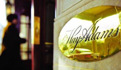 LuxeGetaways   Courtesy The Hay-Adams Hotel - Exterior