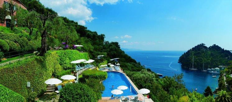 LuxeGetaways | Courtesy Belmond Hotel Splendido - Pool