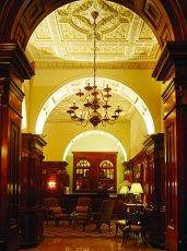 LuxeGetaways   Courtesy The Hay-Adams Hotel - Lobby