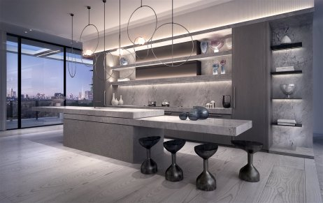 LuxeGetaways   Live in Luxury at the Grand Pavilion Penthouse in Melbourne