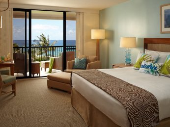 LuxeGetaways | Courtesy Turtle Bay - Room