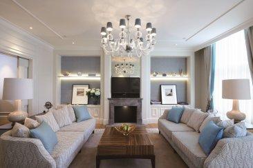 LuxeGetaways | Courtesy Waldorf Astoria Amsterdam - Brentano Suite