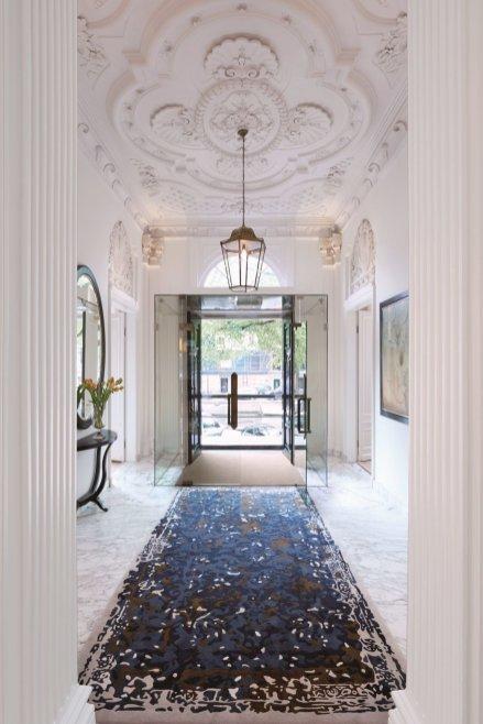 LuxeGetaways | Courtesy Waldorf Astoria Amsterdam - Lobby