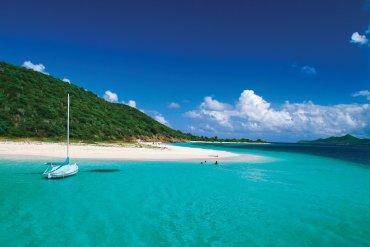 LuxeGetaways Magazine | Courtesy Caribbean Travel Association | Buck Island