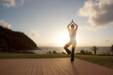 LuxeGetaways | Travaasa Hana - Yoga