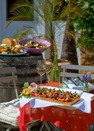 LuxeGetaways | Courtesy La Ferme de la Lochere - Outdoors