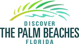 LuxeGetaways | Courtesy Discover Palm Beaches | Logo