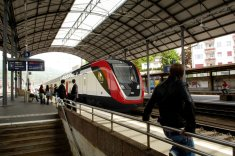 LuxeGetaways - Luxury Travel - Luxury Travel Magazine - Luxe Getaways - Luxury Lifestyle - Navigating Switzerland by Swiss Federal Railways - SBB - Switzerland Train Travel - Train Station