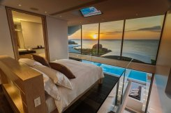 LuxeGetaways - Luxury Travel - Luxury Travel Magazine - Luxe Getaways - Luxury Lifestyle - Luxury Villa Rentals - Affluent Travel - Kata Rocks Phuket Thailand - view from bedroom