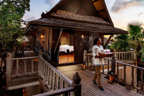 LuxeGetaways - Luxury Travel - Luxury Travel Magazine - Luxe Getaways - Luxury Lifestyle - XOJET - Zemi Beach House - Thai House Spa