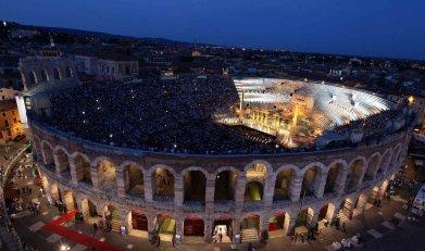 LuxeGetaways - Luxury Travel - Luxury Travel Magazine - Luxe Getaways - Luxury Lifestyle - Travel Packages - Opera Festival Verona