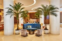 LuxeGetaways - Luxury Travel - Luxury Travel Magazine - Luxe Getaways - Luxury Lifestyle - Miami Travel Guide - Best Hotels in Miami - Best Restaurants in Miami - Miami Beach Visitor Guide - Marriott Stanton Lobby