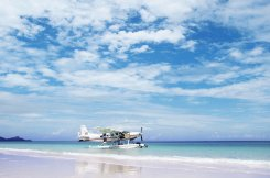 LuxeGetaways - Luxury Travel - Luxury Travel Magazine - Best of Australia - One&Only - One and Only Resorts - Seaplane