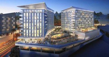 LuxeGetaways - Luxury Travel - Luxury Travel Magazine - New Hotels - The James Hotel West Hollywood - Exterior