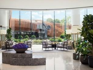 LuxeGetaways - Luxury Travel - Luxury Travel Magazine - Shangri-La Hotels and Resorts - Kerry Hotel Hong Kong - Lobby