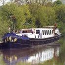 Magna Carta Barge
