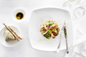 LuxeGetaways - Luxury Travel - Luxury Travel Magazine - Savoring Tastes of Athens - Michelle Winner - Athens Greece - Greek Food - Green Ravioli